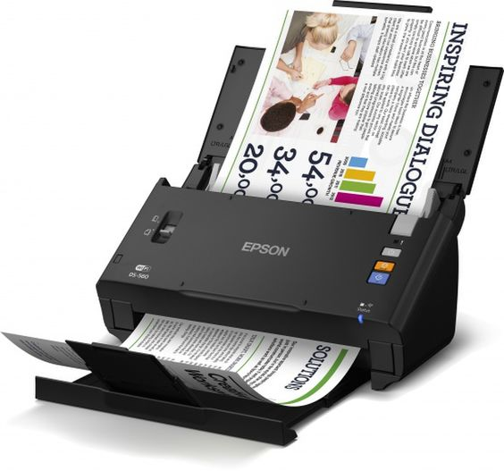 Сканер Epson WorkForce DS-560